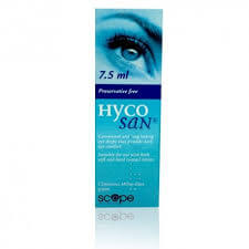 HycoSan Original Preservative Free 7.5ml