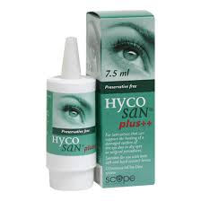 HycoSan Plus Preservative Free 7.5ml