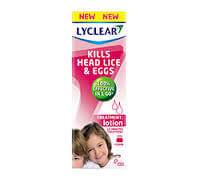 Lyclear Headlice Treatment Lotion 100ml