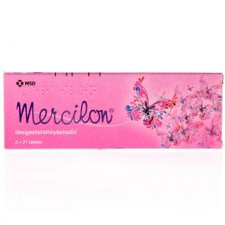 Mercilon 126 Tablets