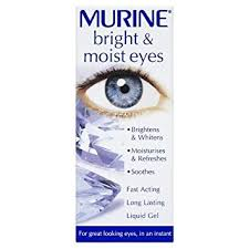 Murine Bright & Moist Eyes 15ml