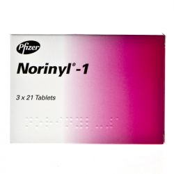 Norinyl-1 126 Tablets