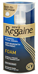 Regaine For Men Extra Strength Scalp Foam 60g