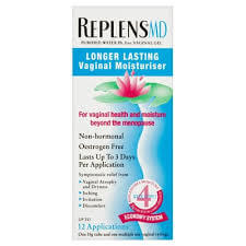 Replens MD Vaginal Moisturiser 6x2.5g