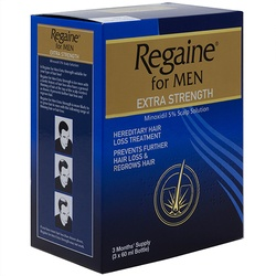 Regaine For Men Triple Pack Scalp Solution 3 x 60ml