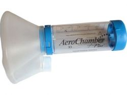 Aerochamber Plus adult spacer with mask