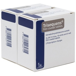 Trisequens (Estradiol/Norethisterone) 168 Tablets