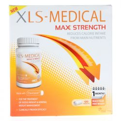 XLS-Medical Max Strength 120 Tablets