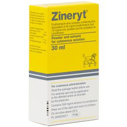 out of date erythromycin