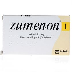 Zumenon (Estradiol) 1mg Tablets 84