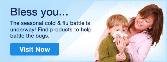 Cold and Flu Banner