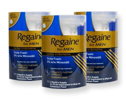 Regaine February Multi-Pack Offer